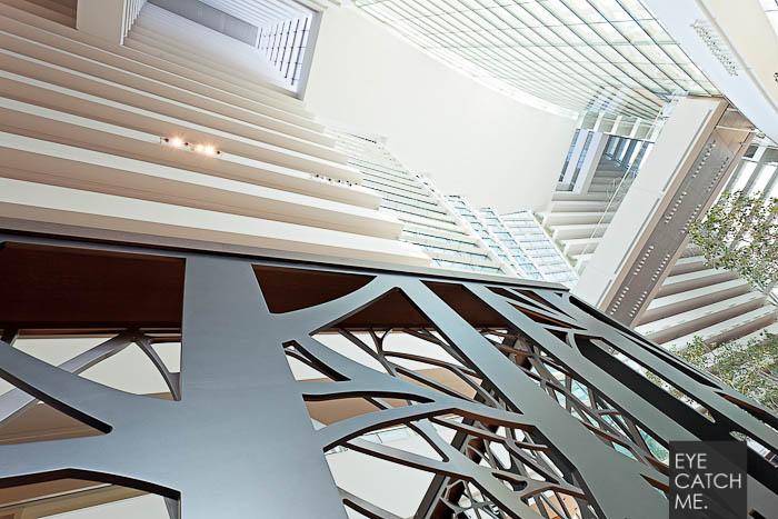 Ein weiteres Architektur Foto des Marina Bay Sands hotel in Singapur von Photograph Eyecatchme aus Köln